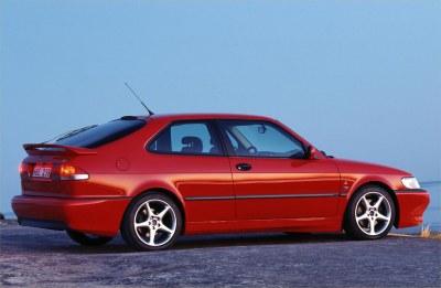 2002 Saab 9-3 Viggen