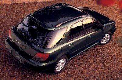 2002 Subaru Impreza 2.5TS Wagon