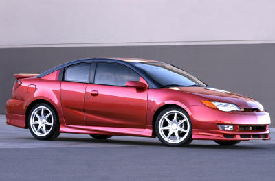 2002 Saturn ION-EFX concept