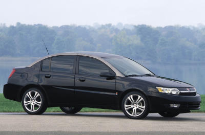 2002 Saturn ION-Tour concept