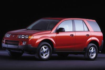 2002 Saturn SUV