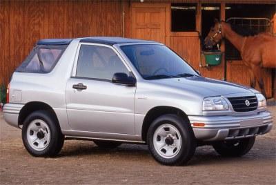 2002 Suzuki Vitara 2 door