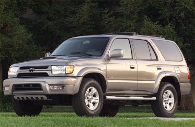 Toyota on Picture Of 2002 Toyota 4runner