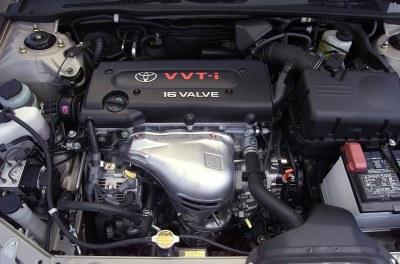 2002 Toyota Camry SE