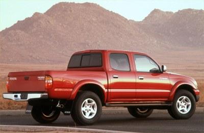 2002 Toyota Tacoma Double Cab