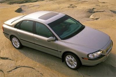 2002 Volvo S80