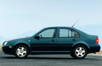 2002 Volkswagen Jetta 1.8T