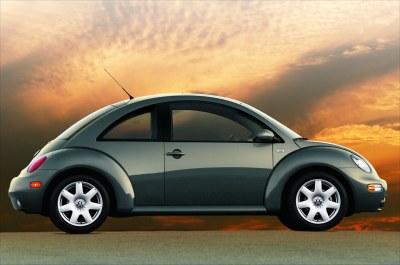 2002 Volkswagen New Beetle GLS 1.8T
