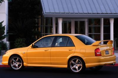 2003.5 Mazda Mazdaspeed Prot�g�