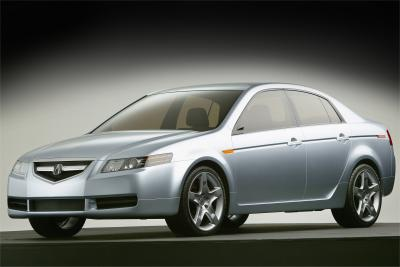 2003 Acura Typespecs on 2003 Acura Concept Tl Information
