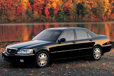 2003 Acura 3.5 RL