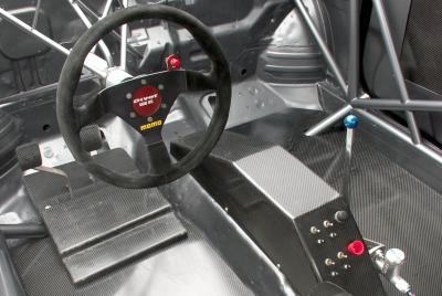 2003 Acura Skunk2 RSX Racecar SEMA show car interior