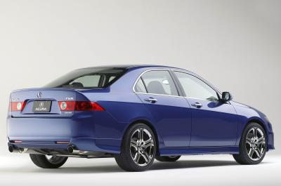 2003 Acura TSX A-Spec? concept