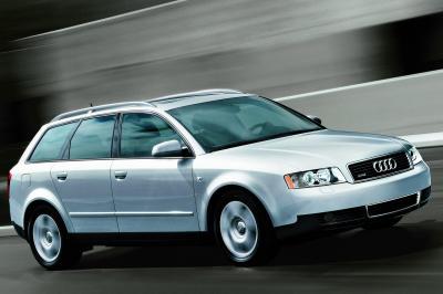 2003 Audi A4 Avant