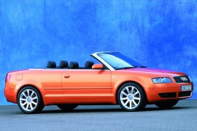 2003 Audi A4 Cabriolet