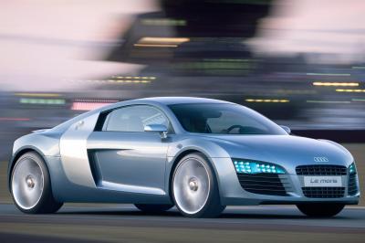 2003 Audi LeMans quattro concept