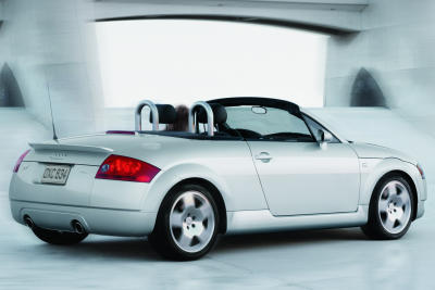 2003 Audi TT Roadster