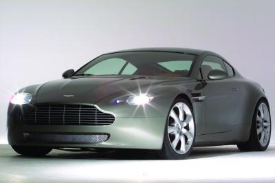 2003 Aston Martin AMV8 concept