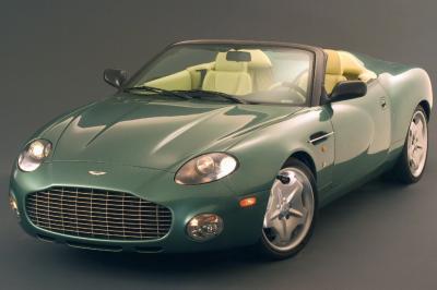 2003 Aston Martin DBAR1 concept