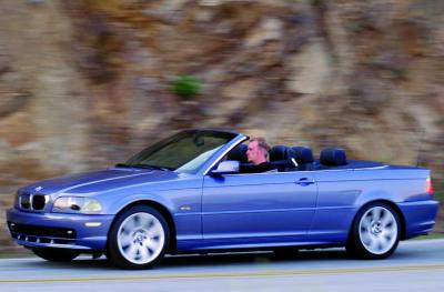 2003 BMW 325Ci convertible