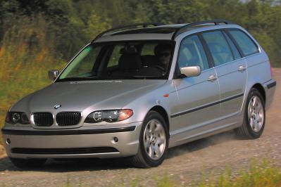 2003 BMW 325xi Sport Wagon
