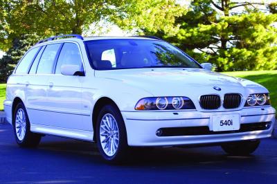 2003 BMW 540i Sport Wagon