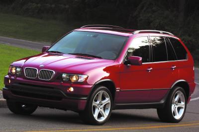 2003 BMW X5 4.6