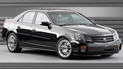 2003 Cadillac CTS Sport concept