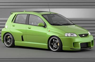 2003 Chevrolet Aveo XTREME