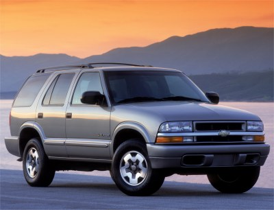 2003 Chevrolet Blazer 4-door