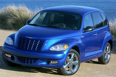 2003 Chrysler PT Cruiser Turbo
