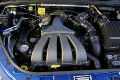 2003 Chrysler PT Cruiser Turbo engine