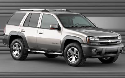 2003 Chevrolet Trailblazer Z71