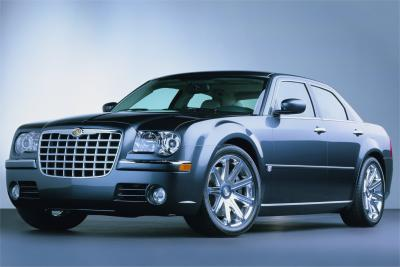 2003 Chrysler 300C concept