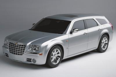 2003 Chrysler 300C Touring concept
