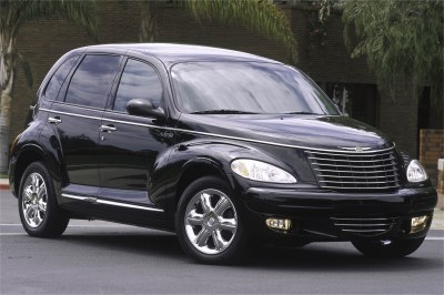 2003 Chrysler PT Cruiser Chrome Edition