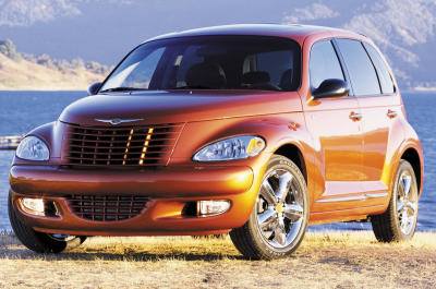 2003 Chrysler PT Cruiser Street Edition Series 2