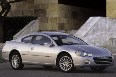 2003 Chrysler Sebring Coupe