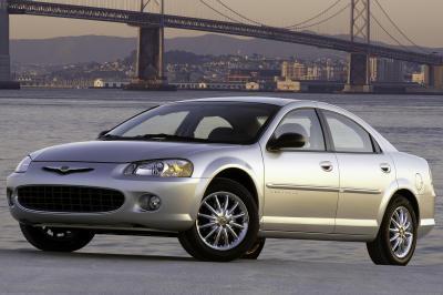 2003 Chrysler Sebring Sedan