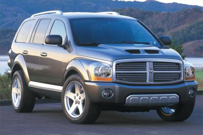 2003 Dodge Durango Hemi RT concept
