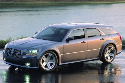 2003 Dodge SRT-8 Magnum concept