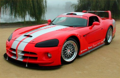 2003 Dodge Viper Competition Coupe