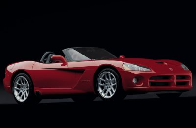 2003 Dodge Viper RT-10 convertible