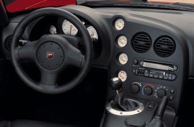 2003 Dodge Viper RT-10 convertible
