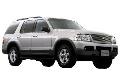 2003 Ford Explorer Premium Edition