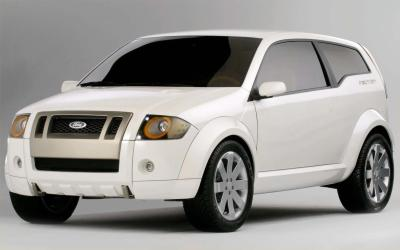 2003 Ford Faction concept