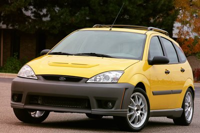 2003 Ford Focus 5d performance concept