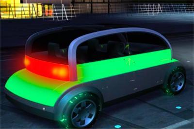2003 Ford GloCar concept