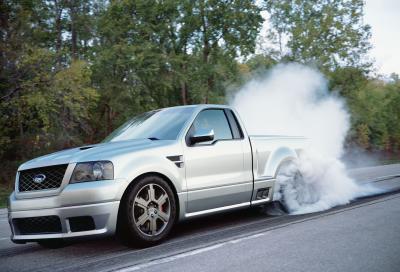 2003 Ford Lightning concept