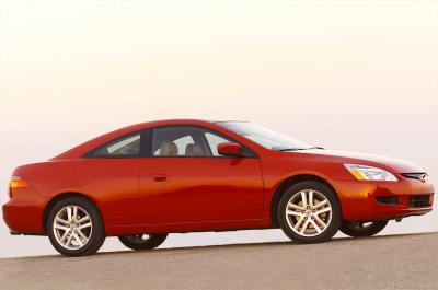 2003 Honda Accord Coupe